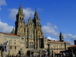 Compostela cathedral
