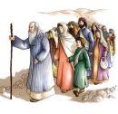 """""""Prier les psaumes avec le Christ"""", Un Psaume Par Jour Exode-peuplehebreu"""
