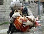 Prions pour qu'il n'y ai plus de Guerres mais la Paix dans le Monde Guerre-enfant-150