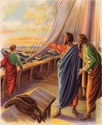 Paul et Barnabée prirent le bateau jusqu'à Antioche de Syrie, d'où ils étaient partis