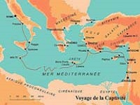 carte du 4e voyage