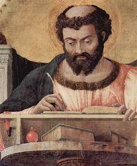 L'évangéliste St Luc