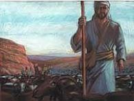 Abraham partit comme le Seigneur le lui avait dit