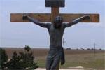 Station 12: Jésus meurt sur la croix