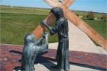 Station 4: Jésus rencontre sa Mère