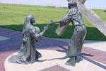Station 8: Jésus rencontre les femmes de Jérusalem