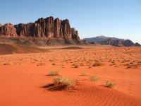 Désert d'Arabie - Wadi Rum