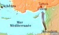localisation de Tarse