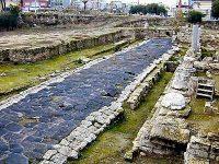 Ruine de Tarse - chemin romain