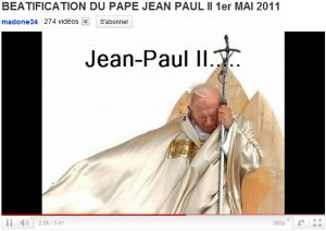 Béatification de Jean-Paul II, 1er mai 2011
