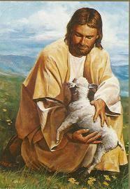 Jésus bon berger