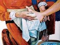 lavement 1 pied