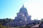 vue extérieure de l'Oratoire St-Joseph de Montréal
